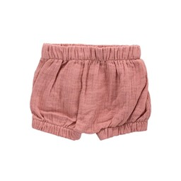 Bajoue Bajoue - Cotton Shorts, Coral