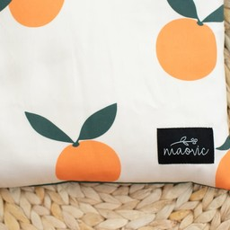 Maovic Maovic - Buckwheat Pillow, Mandarin