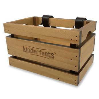 Kinderfeets Kinderfeets - Bike Wooden Crate