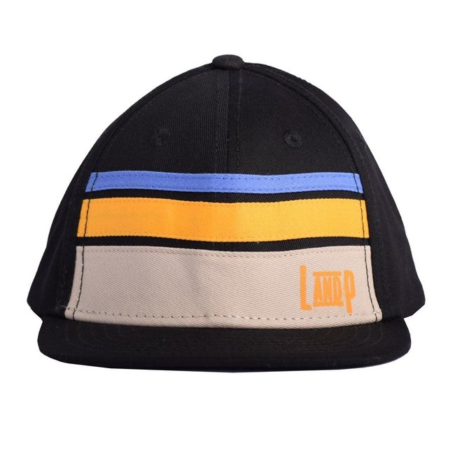 L&P L&P - Gold Coast Cap, Yellow Black