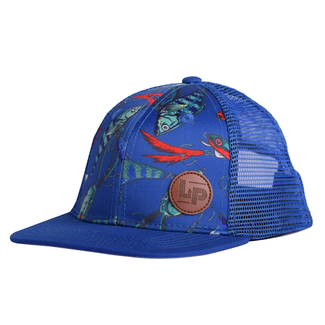 L&P L&P - Fish Cap, Indigo