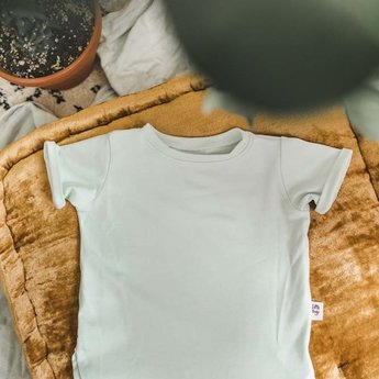 Little Yogi Little Yogi - T-Shirt, Menthe