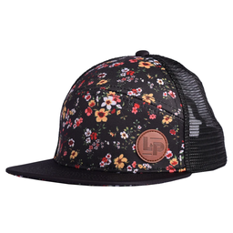 L&P L&P - Florence Cap, Black Grey