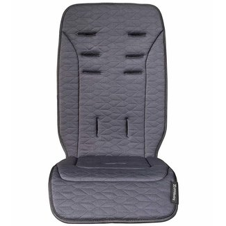 UPPAbaby UPPAbaby - Reversible Seat Liner for Vista or Cruz Stroller, Reed