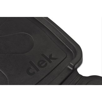Clek Clek - Vehicle Seat protector Car Seats, Mat Thingy, Black
