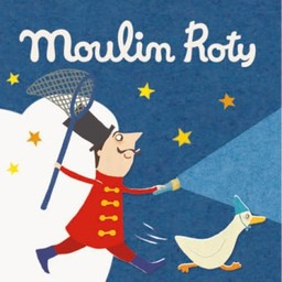 Moulin Roty Moulin Roty - 3 Discs for Storybook Lamp, Cirque