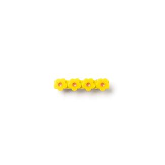 Wunderkin Wunderkin - Flower Clip, Daisy