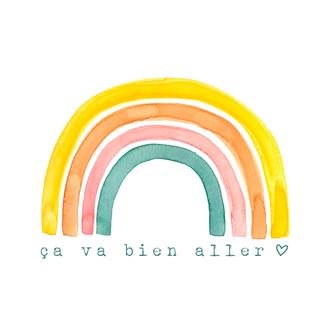Stéphanie Renière - Greeting Card, Ça va bien aller
