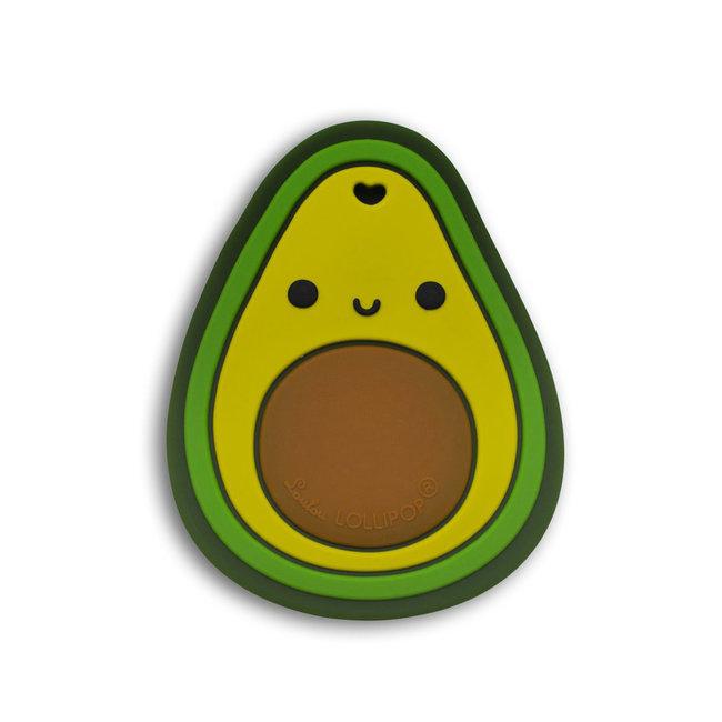 Loulou Lollipop Loulou Lollipop - Teether, Avocado