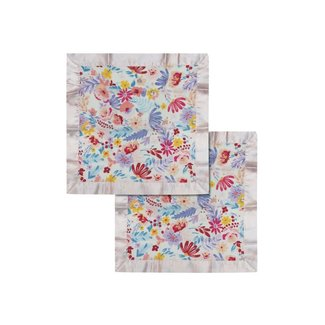 Loulou Lollipop Loulou Lollipop - Pack of 2 Security Blankets, Field Flowers