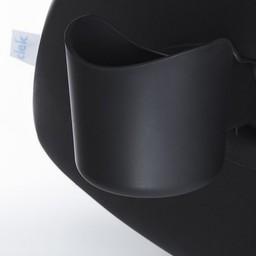 Clek Clek - Porte-Gobelet pour Siège Auto Foonf ou Fllo /Drink-Thingy Cup Holder for Foonf-Fllo Carseat, Black/Noir
