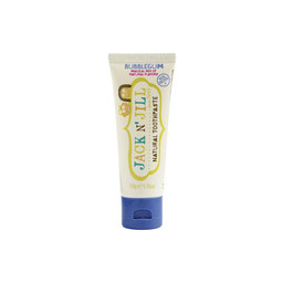 Jack&Jill Jack & Jill - Natural Toothpaste Bubblegum Flavor