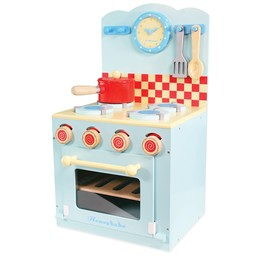 Le Toy Van Le Toy Van - Oven and Hob Blue