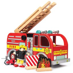 Le Toy Van Le Toy Van - Camion de Pompiers