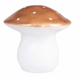 Egmont Toys Egmont Toys - Lamp Mushroom Copper, Large