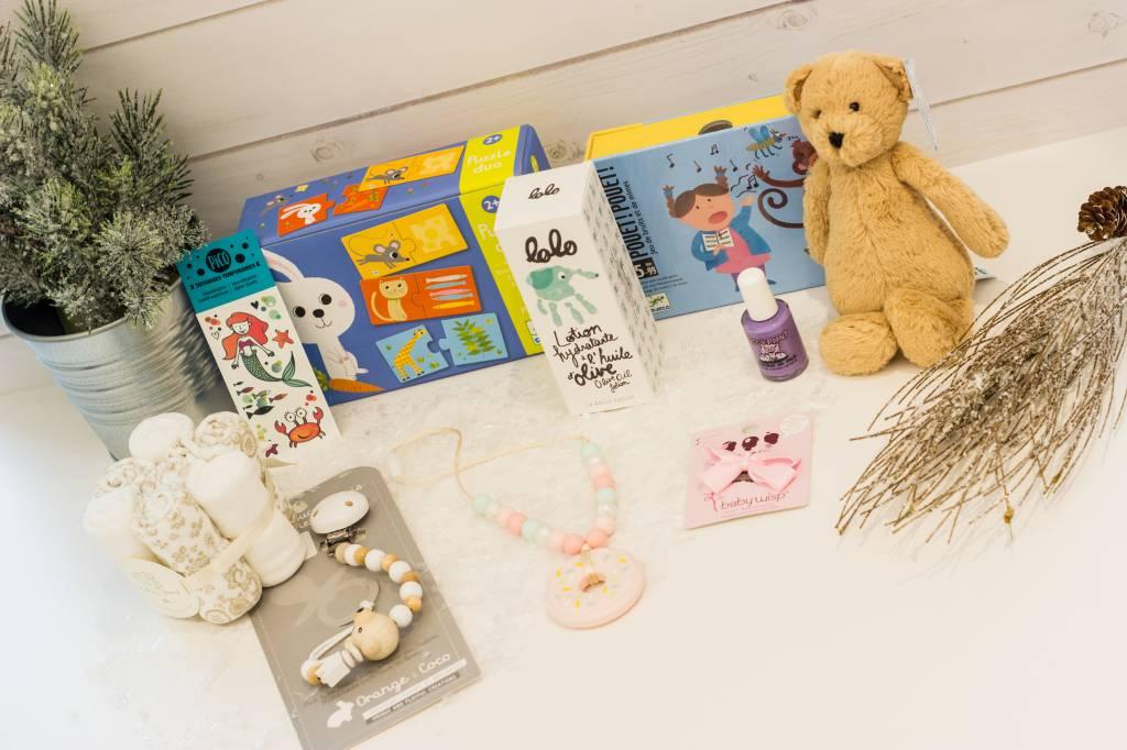 Suggestions cadeaux: un bas de Noël pour les tout-petits!