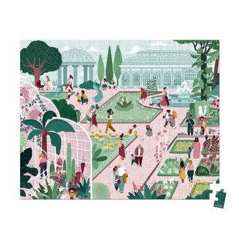 Janod Janod - 200 Pieces Puzzle, Botanical Garden