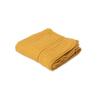 Little Unicorn Little Unicorn - Cotton Quilt, Mustard