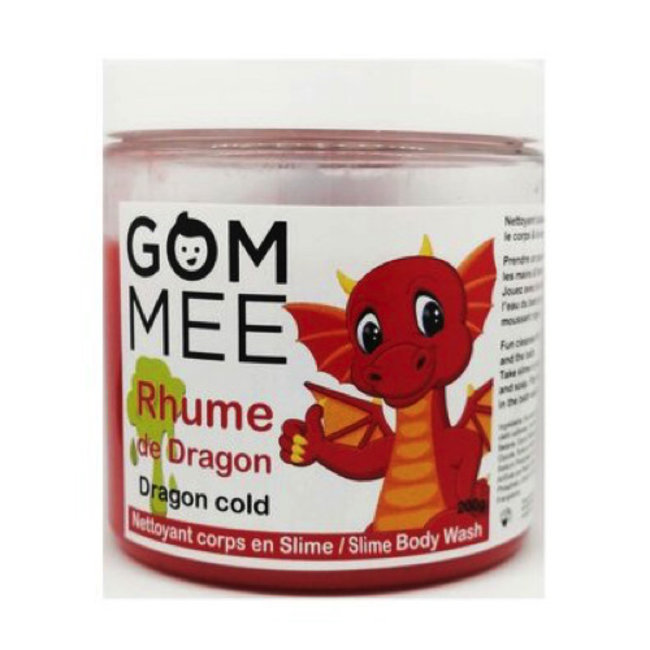Gom.mee GOM.MEE - Slime Body Wash, Dragon Cold
