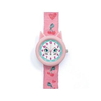 Djeco Djeco - Complete Watch, Cat