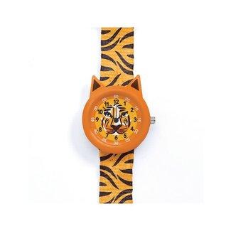 Djeco Djeco - Montre Complète, Tigre
