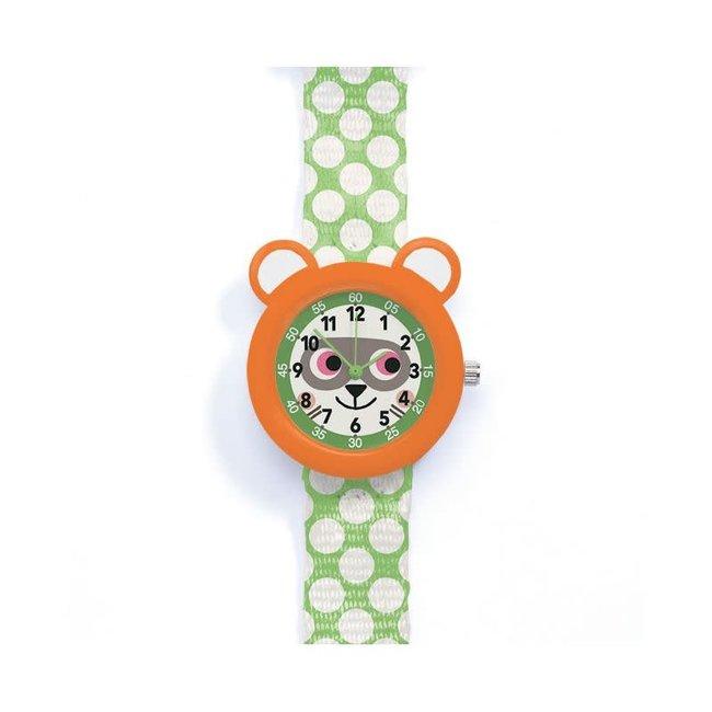 Djeco Djeco - Complete Watch, Raccoon
