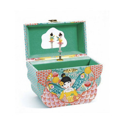 Djeco Djeco - Music Box, Flowery Melody
