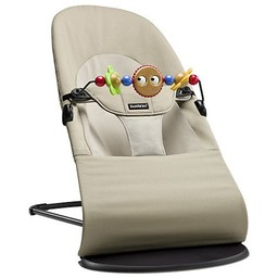 BabyBjörn BabyBjörn - Jouet de Bois pour Transat Babysitter Balance/Wooden Toy for Babysitter Balance