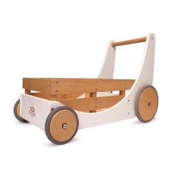 Kinderfeets Kinderfeets - Chariot Cargo, Blanc