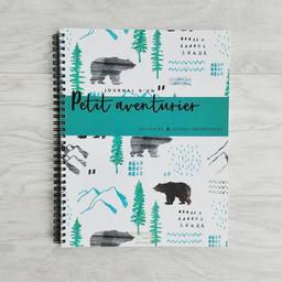 Moments ancrés Moments Ancrés - Baby Album, Journal d'un Petit Aventurier