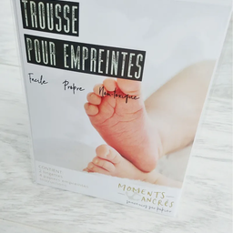 Moments ancrés Moments Ancrés - Footprint Kit