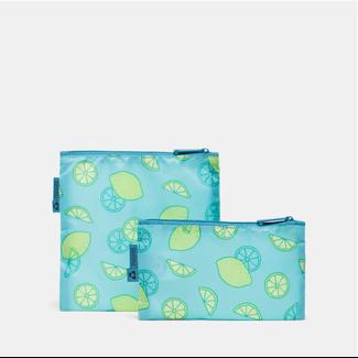 Parkland Parkland - Reusable Snack Bag 2 Pack, Lime