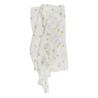Loulou Lollipop Loulou Lollipop - Bamboo Swaddle, Rise and Shine