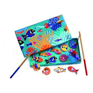 Djeco Djeco - Fishing Graphic Board Game