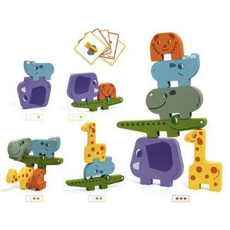 Djeco Djeco - Balance Game, Ze Totanimo