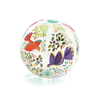 Djeco Djeco - 35 cm Ball, Birds