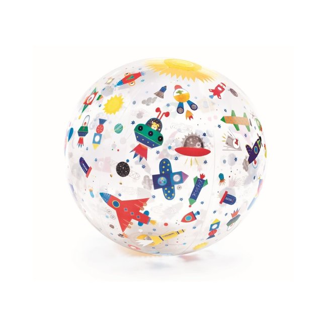 Djeco Djeco - Ballon 35 cm, Espace