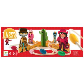 Djeco Djeco - Lasso Ring Game