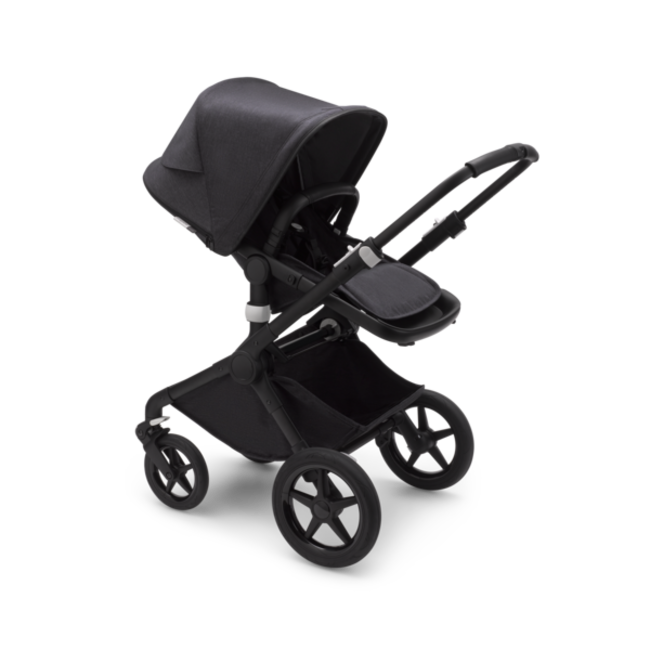 Bugaboo Bugaboo Fox2 Mineral - Complete Stroller