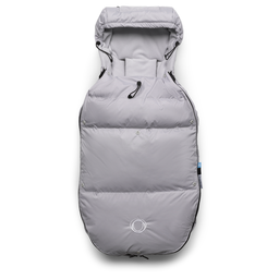 Bugaboo Bugaboo - High Performance Footmuff, Misty Grey