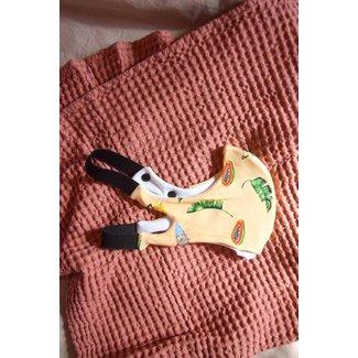 Little Yogi Little Yogi - Fabric Protective Mask, Toucanana
