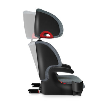 Clek Clek OOBR - Fullback Booster Seat Jersey Fabric, Carbon