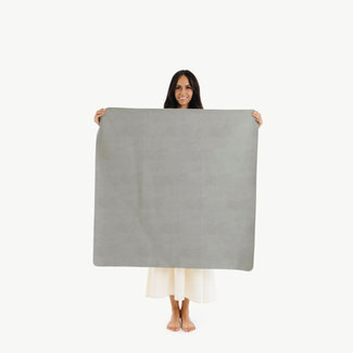 Gathre Gathre - Mini Multifunctional Leather Mat, Pewter