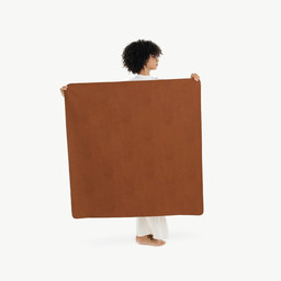 Gathre Gathre - Mini Multifunctional Leather Mat, Ginger