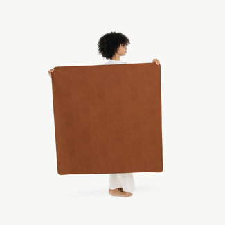 Gathre Gathre - Mini Multifunctional Vegan Leather Mat, Ginger