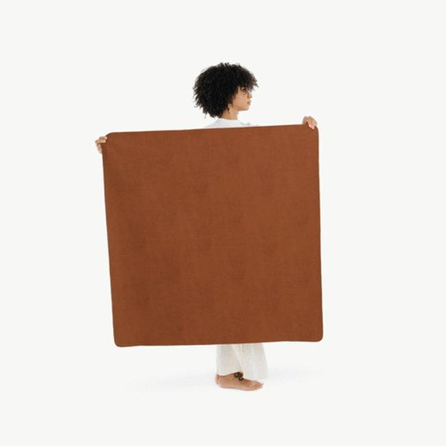 Gathre Gathre - Mini Multifunctional Leather Mat, Ginger