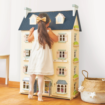 Le Toy Van Le Toy Van - Palace Wooden Doll House