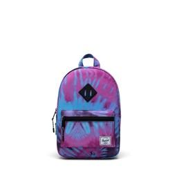 Herschel Herschel - Heritage Kids Backpack, Tie Dye Black