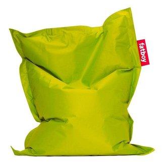 Fatboy Fatboy - Nylon Junior Beanbag, Lime Green