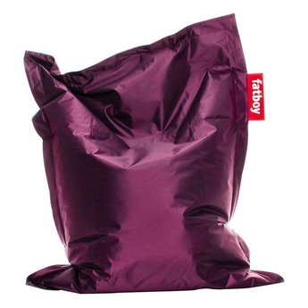 Fatboy Fatboy - Nylon Junior Beanbag, Dark Purple